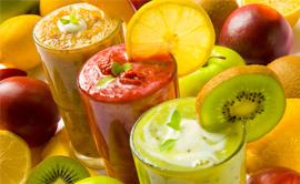 Закуска плодово смути