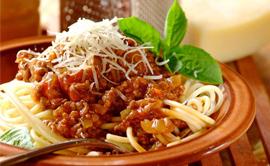 Спагети ала Болонезе